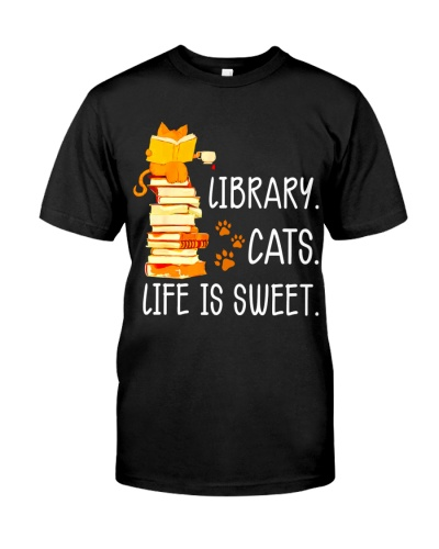 Librarians Life is sweet