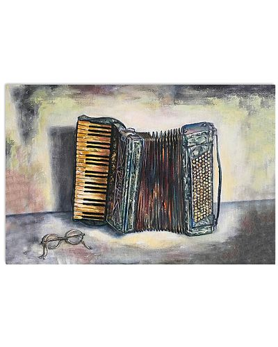 Accordion Water colors