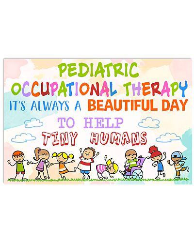 Pediatric OT - A Beautiful Day To Help Tiny Humans