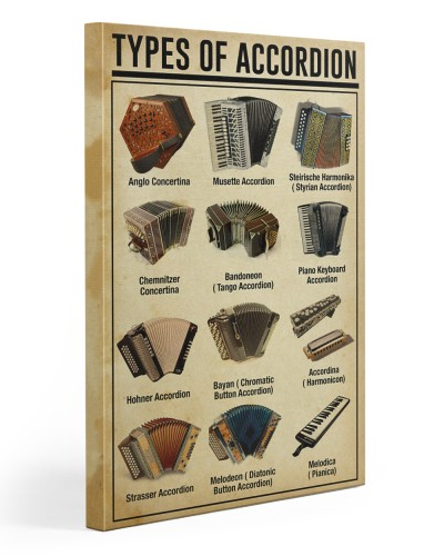 Accordion Types