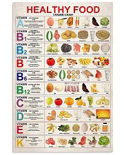Dietitian and Nutritionist Healthy Food 11x17 Poster front