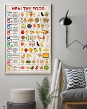 Dietitian and Nutritionist Healthy Food 11x17 Poster lifestyle-poster-1