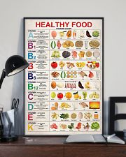 Dietitian and Nutritionist Healthy Food 11x17 Poster lifestyle-poster-2