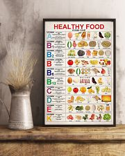 Dietitian and Nutritionist Healthy Food 11x17 Poster lifestyle-poster-3