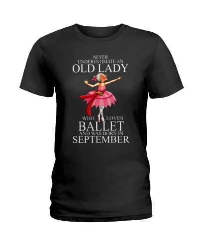 Ballet Old Lady