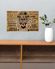 Today Is A Good Day Optometrist 17x11 Poster poster-landscape-17x11-lifestyle-24