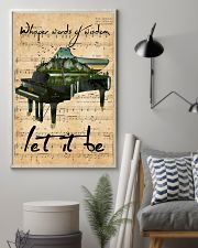 Piano Whisper Words Of Wisdom 11x17 Poster lifestyle-poster-1