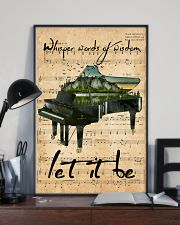 Piano Whisper Words Of Wisdom 11x17 Poster lifestyle-poster-2