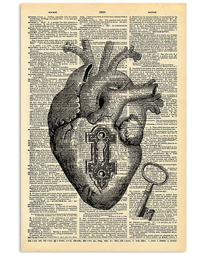 Heart With Key Cardiologist