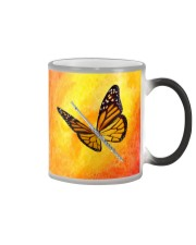 Flute Art Butterfly Color Changing Mug thumbnail
