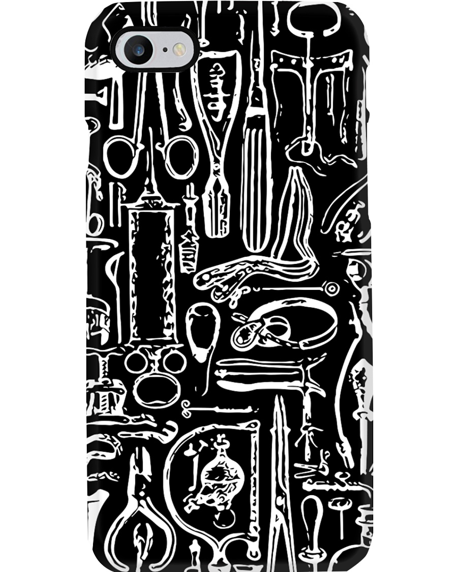 Surgical Technologist Instruments Phone Case