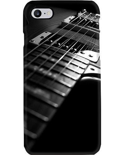 Black Strings Guitar