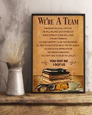 Accountant - We are a team 11x17 Poster lifestyle-poster-3