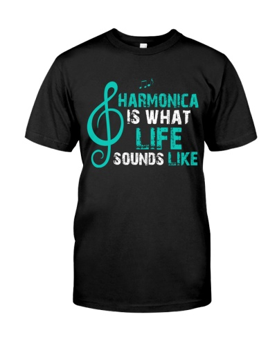 Harmonica Is What Life Sounds Like