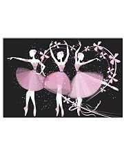 Ballet Girls 17x11 Poster front