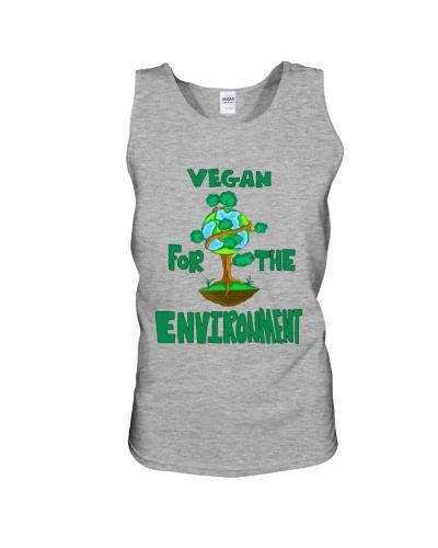 Vegan for the environment