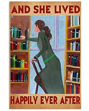 Librarian And She Lived Happily Ever After 11x17 Poster front