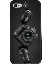Photographer Camera Arrangement Phone Case i-phone-7-case