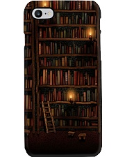 Librarian Book Lover Phone Case i-phone-7-case