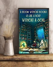 A Room Without Books Is Like A Body Without A Soul 11x17 Poster lifestyle-poster-3
