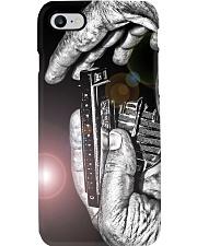 Hand With Harmonica Phone Case i-phone-7-case