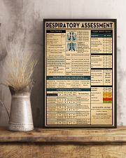 Respiratory Therapist Respiratory Assessment 11x17 Poster lifestyle-poster-3