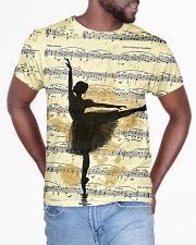 Vintage Ballet Music All-over T-Shirt aos-all-over-T-shirt-lifestyle-front-04
