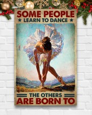 Ballet - Some People Learn To Dance 11x17 Poster aos-poster-portrait-11x17-lifestyle-23