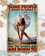 Ballet - Some People Learn To Dance 11x17 Poster aos-poster-portrait-11x17-lifestyle-25