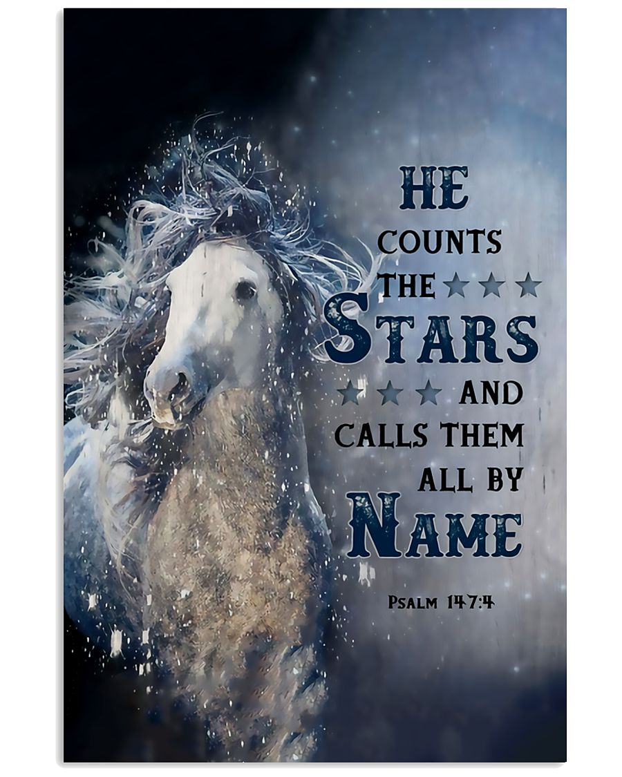 Horse Girl - He counts the stars  11x17 Poster