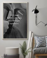 Meet Right Hairdresser 11x17 Poster lifestyle-poster-1
