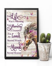 Horse Girl - Life and Memory 11x17 Poster lifestyle-poster-8