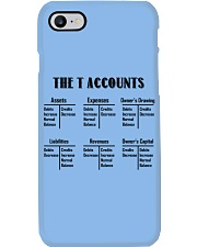 Accountant - The T Accounts Phone Case thumbnail