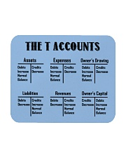 Accountant - The T Accounts Mousepad tile