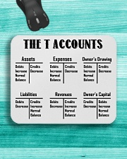Accountant - The T Accounts Mousepad aos-mousepad-front-lifestyle-5