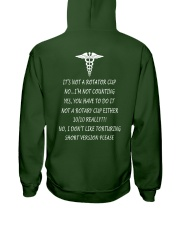 Physical Therapist It's not a rotator cup Hooded Sweatshirt tile