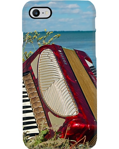 Accordions on the beach