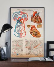 Human Heart Anatomical Cardiologist 11x17 Poster lifestyle-poster-2