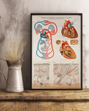 Human Heart Anatomical Cardiologist 11x17 Poster lifestyle-poster-3