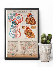 Human Heart Anatomical Cardiologist 11x17 Poster lifestyle-poster-8