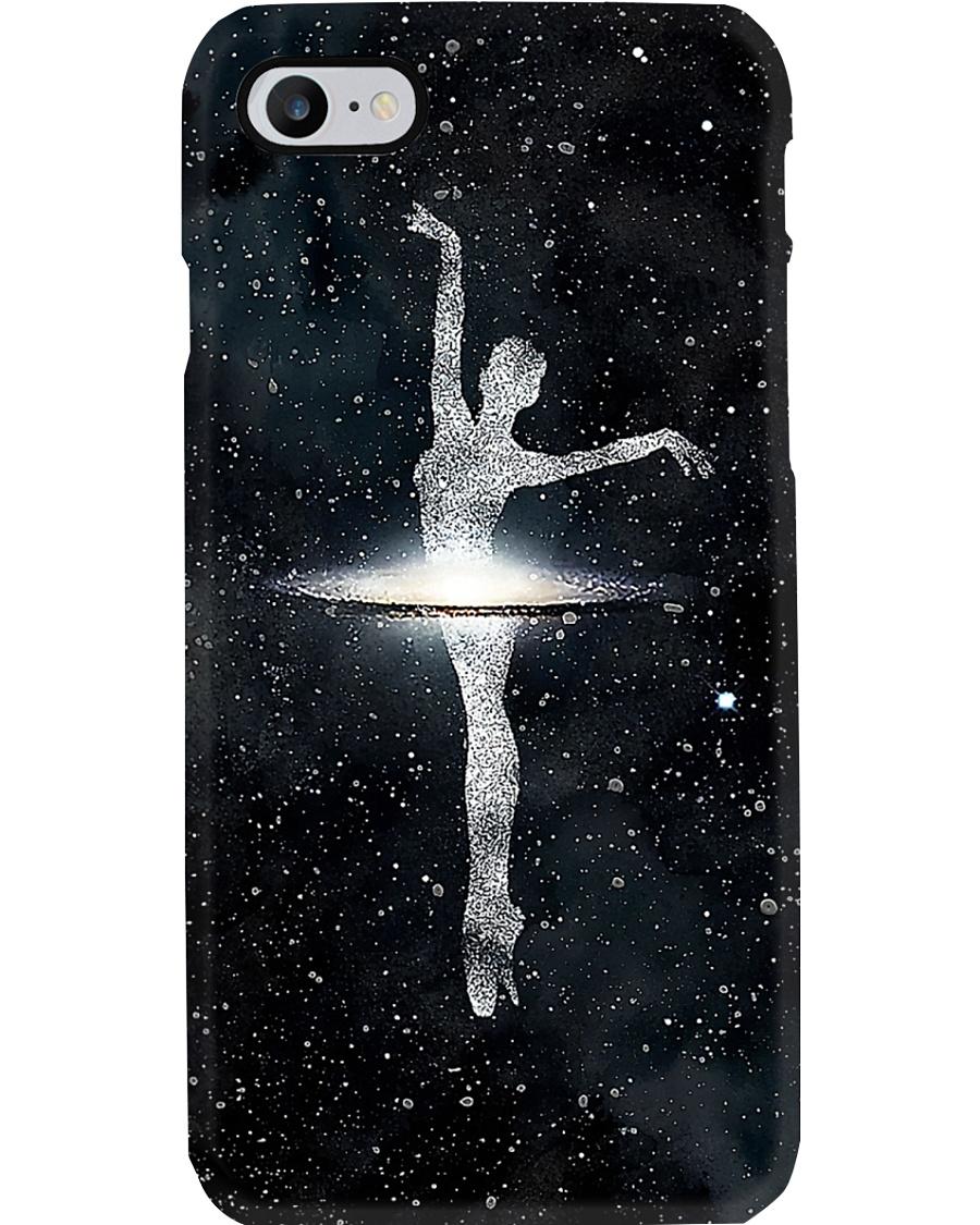 Ballet Galaxy Girl Phone Case