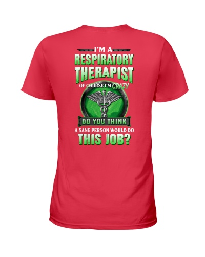 I'm A Respiratory Therapist