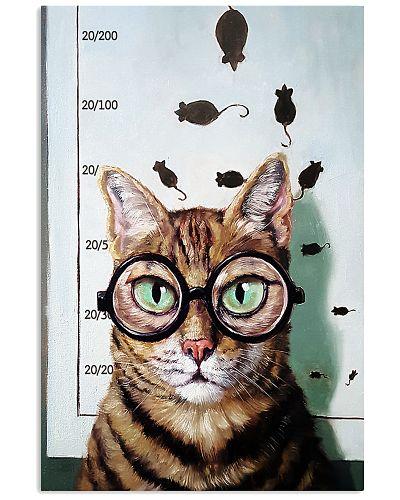 Optometrist Cat Eye Chart