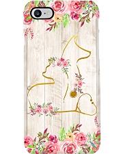 Veterinarian Flower Phone Case i-phone-7-case