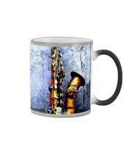 Vintage Saxophone Color Changing Mug thumbnail