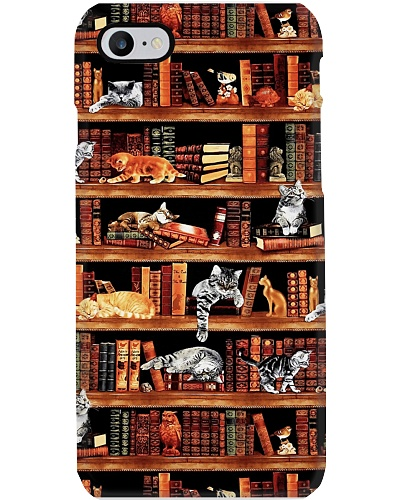 Librarian Cats Phonecase