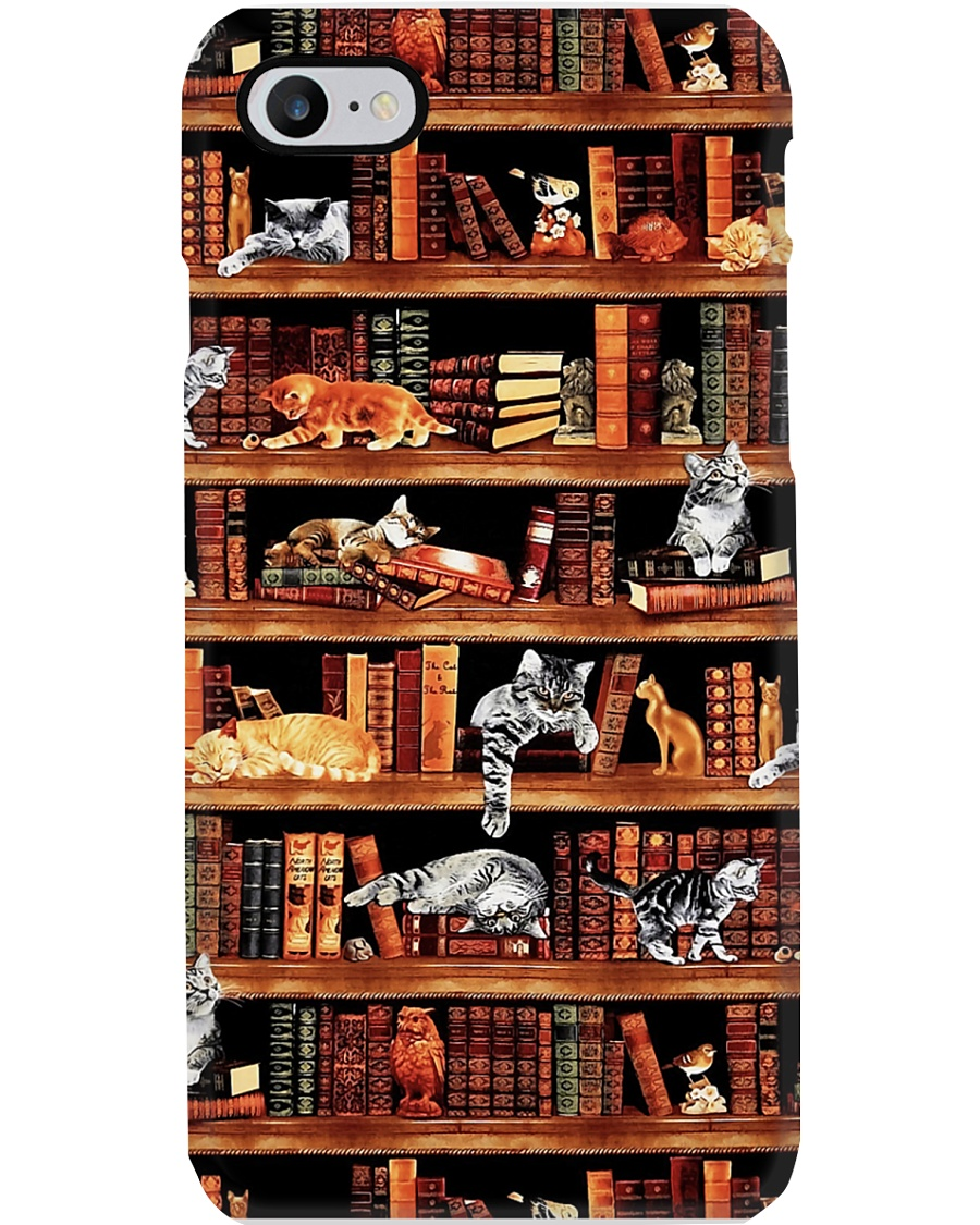 Librarian Cats Phonecase Phone Case