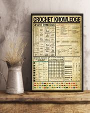 Crochet Knowledge 11x17 Poster lifestyle-poster-3