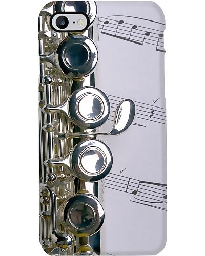 Half Of Flute