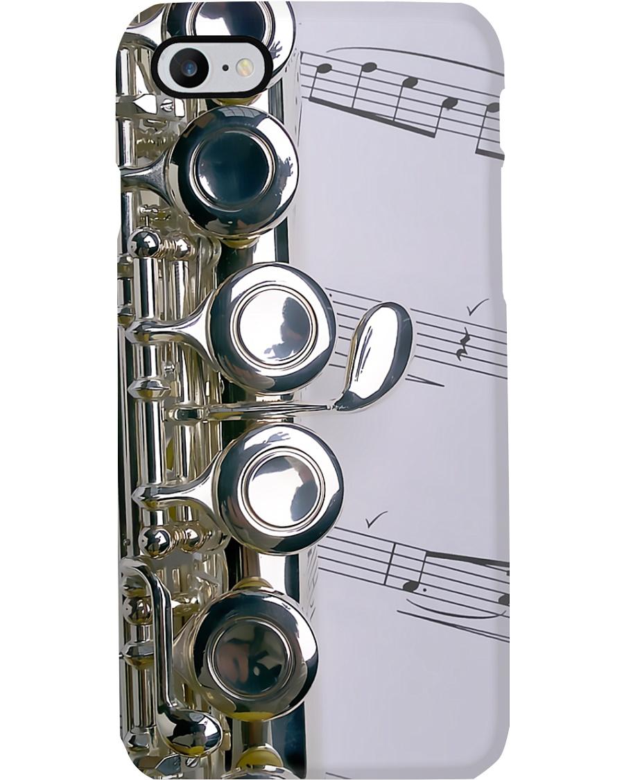 Half Of Flute  Phone Case